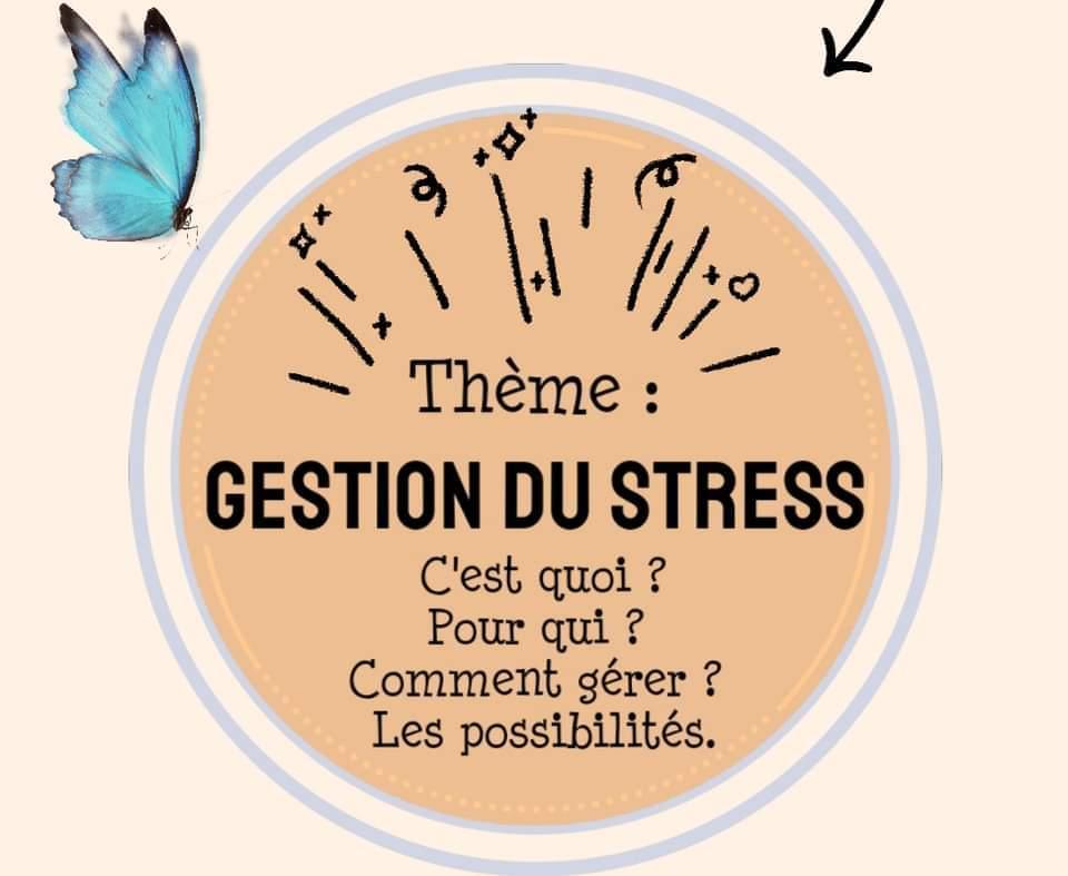 Live Gestion du stress - Reflex.sophro & psybepositive