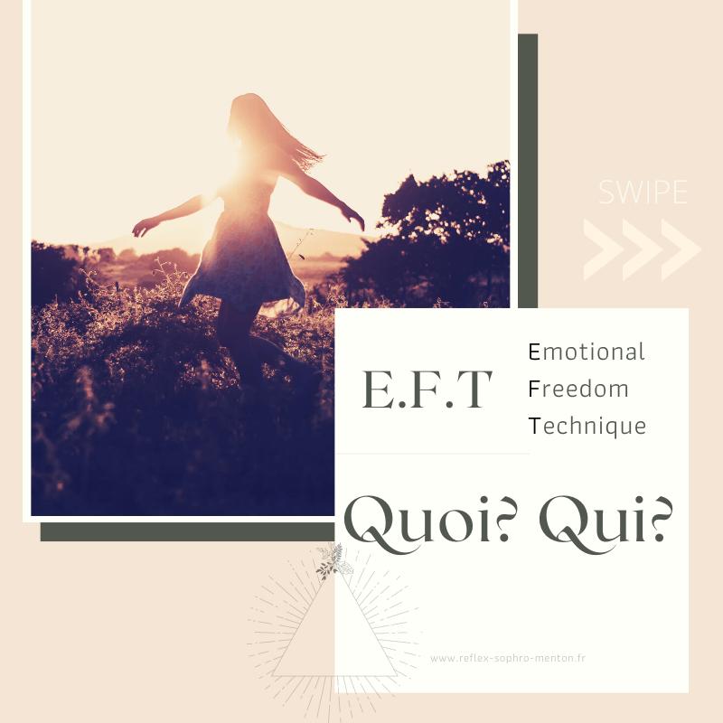 EFT - Libération Emotionnelle - Menton 06500